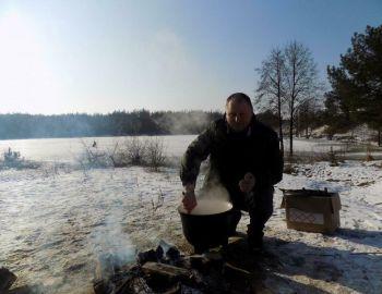 04.03.2018r. Zawody Podlodowe